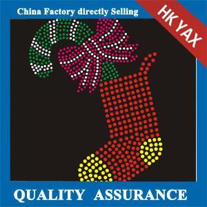 China D0929 New design hotfix rhinestone motif ;china hotfix motif ;wholesale cheap hotfix motif for christmas on sale