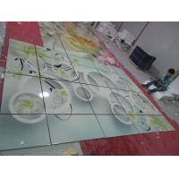 Buy cheap 3D ceramic tile floor UV printing machine from wholesalers