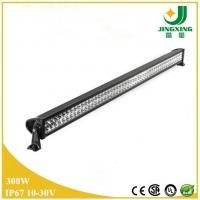 Buy cheap 51.5 inch 300w Epistar tow truck led light bar from wholesalers