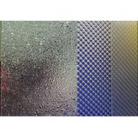 Buy cheap Prismatic Embossed Patterned Extruded Acrylic Sheet , Lightweight And Fabricated from wholesalers