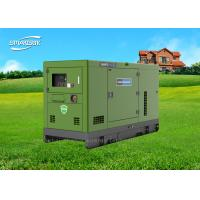 China Meccalte Alternator Synchronous Industrial Genset 16/1 Compression Ratio on sale