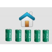 Buy cheap 22000mAh Lithium Cylindrical Battery CR34615 Primary Lithium Manganese Dioxide product