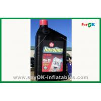 Buy cheap Outdoor Advertising Inflatable Oil Bottle For Sale from wholesalers
