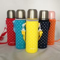Buy cheap neoprene insulated beer bottle carrier tote bag sleeve for promotion from wholesalers