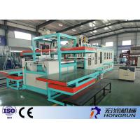 Buy cheap 16T Plastic Containers Making Machine / Disposable Foam Production Line product