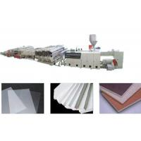 Buy cheap PVC skitting board extrusion line product
