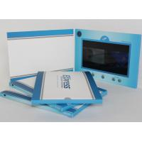 Buy cheap CMYK Printing Lcd Video Business Card Video Brochure Card For Wedding / Advertising from wholesalers
