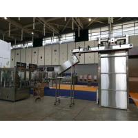 Buy cheap Electric 50Hz 3 Phase Packing Production Line , Bottle Can Depalletizer Machine from wholesalers