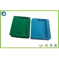 Buy cheap Soft inner makeup storage boxes Vacuum formed , plastic organizer trays from wholesalers
