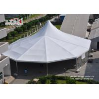 Buy cheap Aluminum Frame Exhibition Marquee Party White Wedding Tents for Events from wholesalers