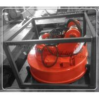 Buy cheap Excavator-mounted Electromagnet for Lifting Scrap EMW5-120L/1 from wholesalers