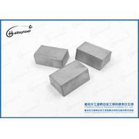 Buy cheap Sharp Flutes YG6 K10 Tungsten Carbide Brazed Tips from wholesalers
