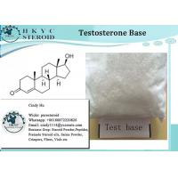 Buy cheap Safe Delivery Hormone Steroid Powder Testosterone Base For Muscle Increase from wholesalers