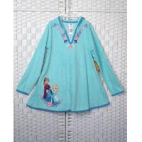 Buy cheap Hooded Sustainable Children's Clothing , Machine Embroidered Girls Night Robe product