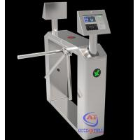 Buy cheap Security Integrating Tripod Turnstile Gate Face Recognition Access Control from wholesalers
