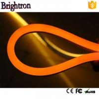 China Channel letter lighting CE Certification 12 volt led ultra thin neon flex rope light Outdoor building lighting on sale