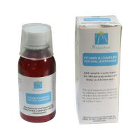 Buy cheap Liquid Vitamin B Complex Dosage Oral Suspension Medicine 100ml , Oral Syrup from wholesalers
