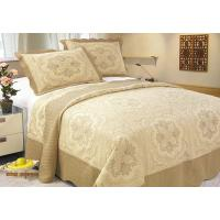 Buy cheap Embroidery Quilt /Quilts Polyester / Cotton Embroidery Quilts Polyester / Cotton Embroidery Bedding Sets from wholesalers