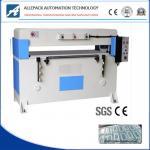 Buy cheap 4 Column Plane Die Cut Press Machine / Clicker Press Leather Shoe Machine from wholesalers