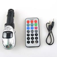 Buy cheap Car MP3 Player Foldable FM Transmitter for USB/SD/MMC/Slot from wholesalers