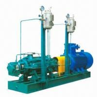 Buy cheap Horizontal Multi-stage Pump with Up to 15mPa Pressure, -80 to 400&176;C Operating Temperature from wholesalers