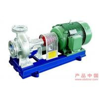 Buy cheap Single-Stage Suction Hot Oil Pumps For Industrial , Cantilever Type product