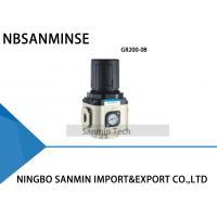 Air Compressor Filter Regulator Sanmin Filter Regulator Lubricator GR200 GR300 One Units