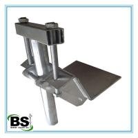 Buy cheap OEM China supplier helical brackets and accessories for helical pier for export from wholesalers
