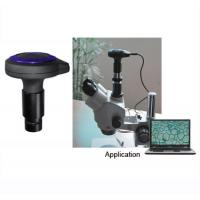 Buy cheap LW-500 5.0M pixel high resolution usb microscope digital camera electronic eyepiece from wholesalers