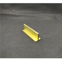 Buy cheap Brass T Sheet for Window Section and Door Frame Copper Materials for T Bar from wholesalers