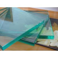 Buy cheap 4mm Tempered Clear float glass from wholesalers