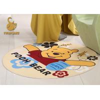 Buy cheap Waterproof Anti - skidding Custom Shape Pet Play Mat Polyester For Cats / Dogs from wholesalers