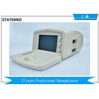 Buy cheap Handheld OB / GYN Portable Ultrasound Scanner 2.5 - 7.5 MHZ Convex Array Probe 10 Inch CRT Monitor from wholesalers