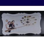 Buy cheap Digital Wedding Photo Frame /  MDF Album Frame Custom Made, MDF Album Frame from wholesalers