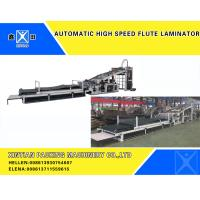 Buy cheap E Flute Corrugated Cardboard Carton Making Machine Cardboard automatic hight speed flute Laminator from wholesalers