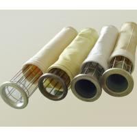 Buy cheap High Temperature P84 filter bag For Filter from wholesalers