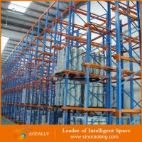 Buy cheap Heavy Duty Nanjing drive in racking system from wholesalers