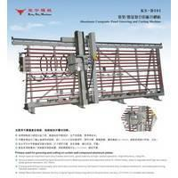 Buy cheap Aluminum Composite Panel Grooving and Cutting Machine from wholesalers
