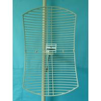 Buy cheap 2400 - 2483MHz, 24 Gain -dBi, die-cast aluminum reflector Grid Parabolic Antenna from wholesalers