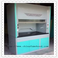 Buy cheap Anti High Temperature FRP Fume Hood Cupboard In Mine Laboratory from wholesalers