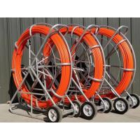 Buy cheap High Quality Fiberglass Duct Rodder Optical Cable laying tools from wholesalers