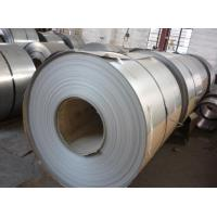 Buy cheap 1219mm 1500mm width stainless steel coils 8K PVC coated surface 321 SS coil product