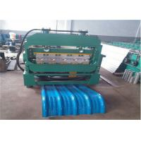 Buy cheap Galvanized Arch Roof Sheet Bending MachineHydraulic Low Energy Consumption from wholesalers