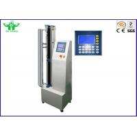Buy cheap ASTM D903 Desktop Manual Package Tensile Test Equipment 5KN 1PH AC220V 50 / 60Hz from wholesalers