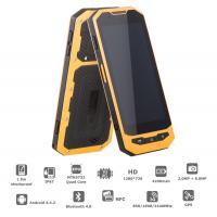 Buy cheap 5inch 4G LTE Rugged waterproof smartphone BP45 with NFC Reader from wholesalers