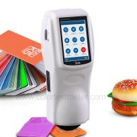 Buy cheap Color Spectrophotometer 3NH NS800 Reflectance rate color management for color product