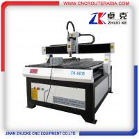 Quality air cooling spindle 9015 CNC Advertising Engraving Cutting Machine with rotary for sale