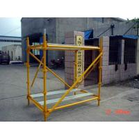 Buy cheap Yellow Steel Kwikstage System Scaffolding Hot Dip Galvanizated from wholesalers