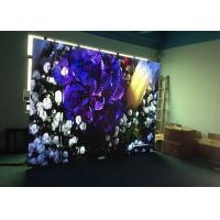Buy cheap P2 HD Tv Studio Led Screen Display Refresh Gray Scale Color Contrast Fanless Black Lamp from wholesalers