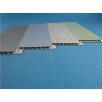 Buy cheap Durable bathroom UPVC Wall Panels For Interior Wall Covering , Grey Blue White Green Color from wholesalers
